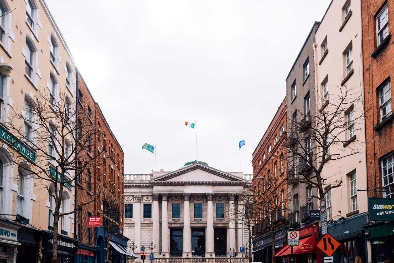 Dublin City Hall architecture