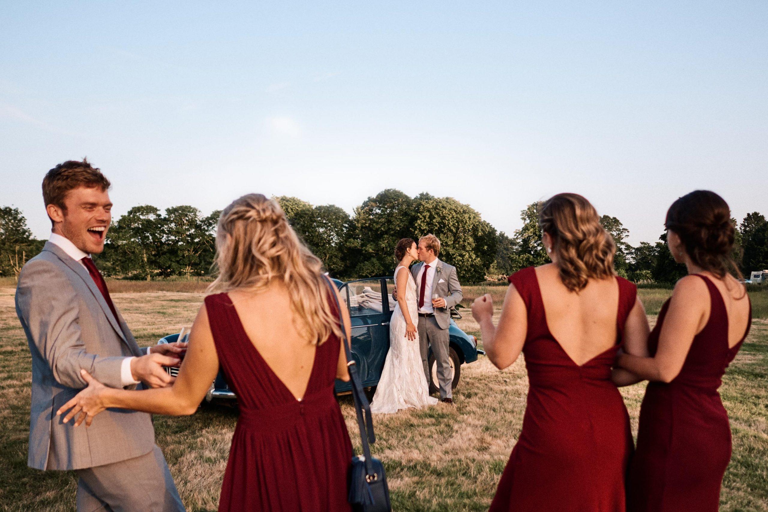 Ewelme wedding reception